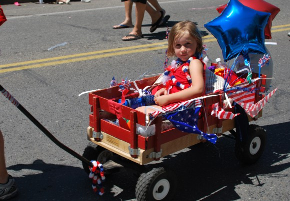 4th of July Parade on Bainbridge Island | Jen Pells Realtor