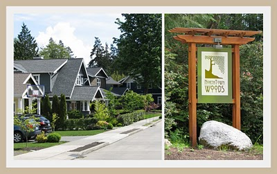 The North Town Woods Neighborhood on Bainbridge Island