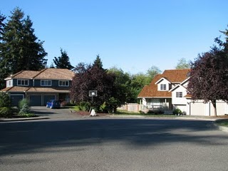 Homes in Commodore West on Bainbridge Island