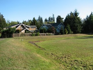 Open space in the North Town Woods Neighborhood on Bainbridge Island