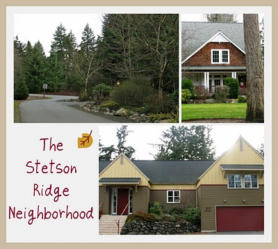 The Stetson Ridge Neighborhood on Bainbridge Island