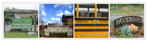 Public Schools on Bainbridge Island, WA earn 10's