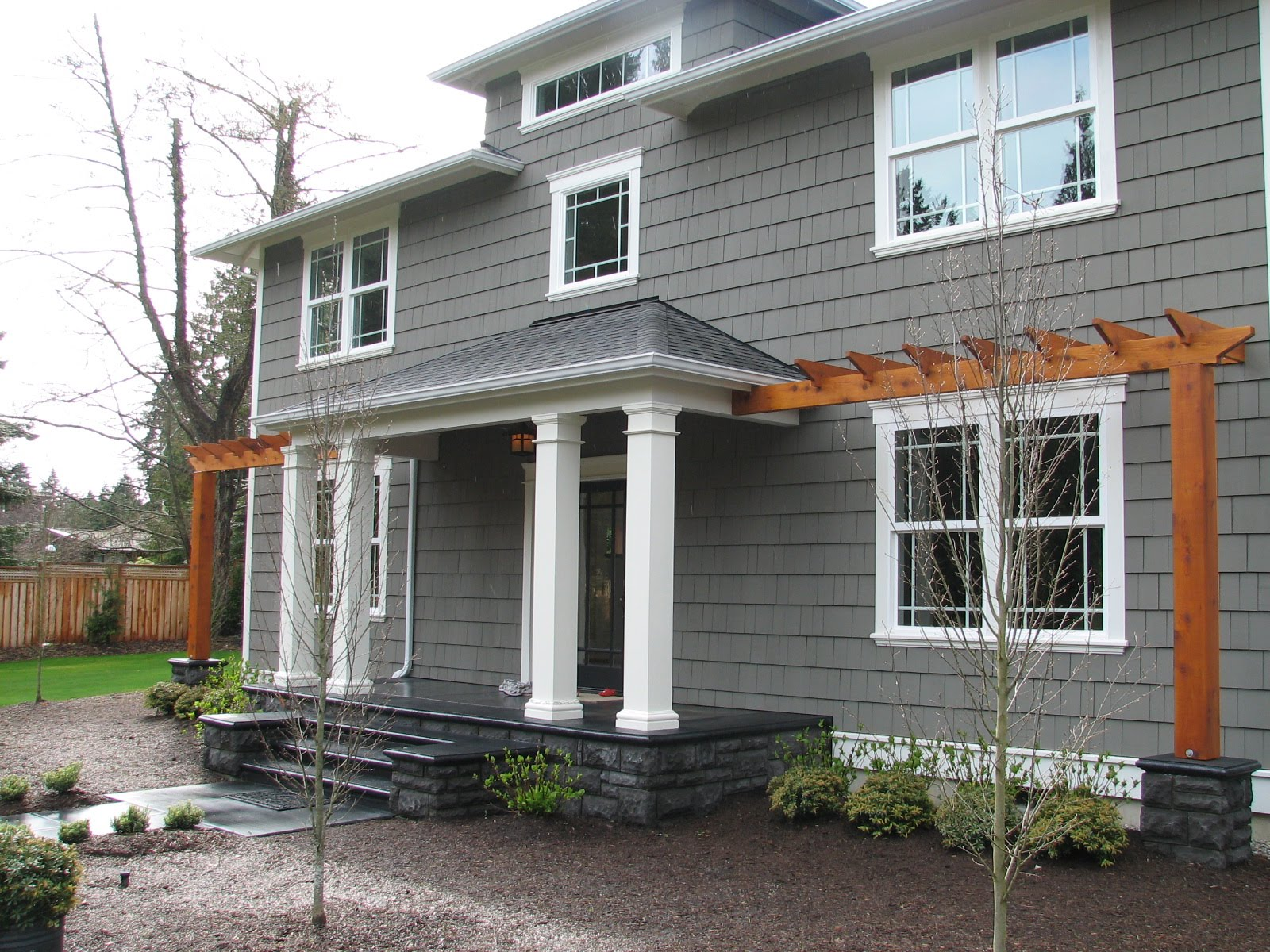 Bainbridge blog rolling bay neighborhood bainbridge for New farmhouses