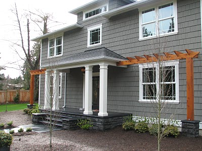 A home in the Rolling Bay Neighborhood on Bainbridge Island