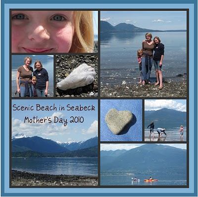 Scenic Beach in Seabeck - Day Trips from Bainbridge Island