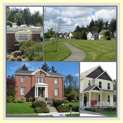 Historic Fort Ward Neighborhood on Bainbridge Island