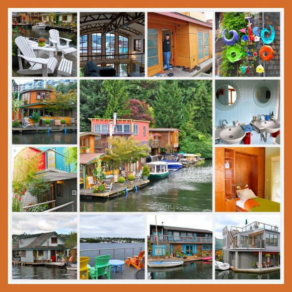 Lake Union Houseboat Tour - things to do on or around Bainbridge Island