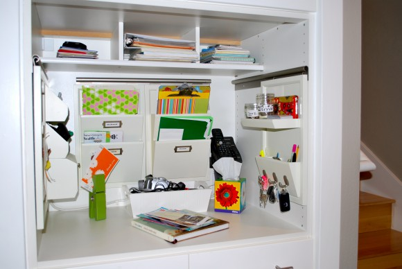 The Pottery Barn Daily System Fit Perfectly Into Ikea Cabinet Shell