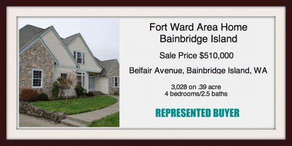 Belfair sold by Jen Pells