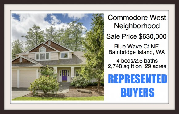 Commodore West Sale by Jen Pells Windermere Bainbridge