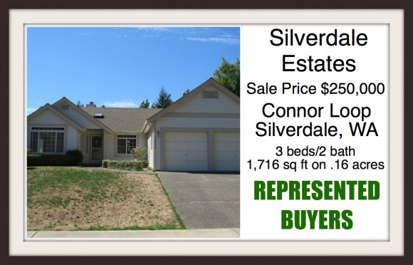 Silverdale home sold by Jen Pells Windermere Bainbridge