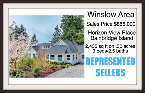 Horizon View on Bainbridge Island sold by Jen Pells Windermere Agent