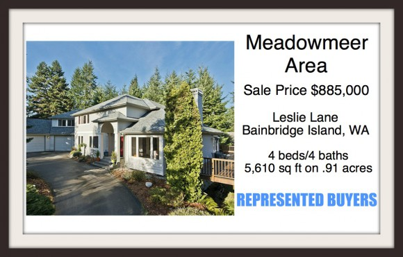 Leslie Lane Sold by Jen Pells Windermere Bainbridge