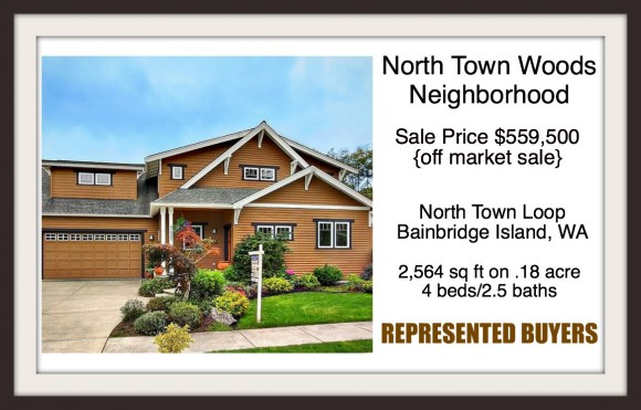 North Town Loop Sold by Jen Pells