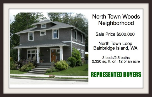 North Town Woods home sold by Jen Pells