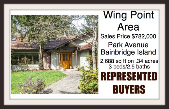 Park Ave on Bainbridge Island sold by Jen Pells Windermere Broker