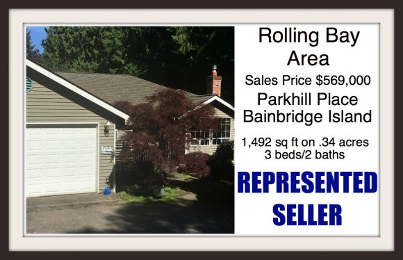 Parkhill Place on Bainbridge Island sold by Jen Pells Windermere Agent