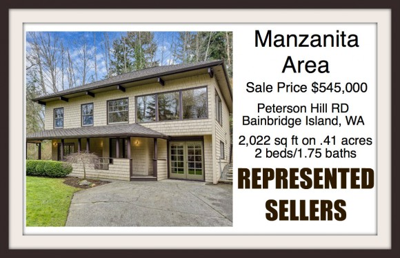 Peterson Hill Road on Bainbridge Island sold by Jen Pells of Windermere Bainbridge