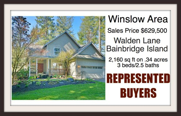 Walden Lane on Bainbridge Island sold by Jen Pells Windermere Bainbridge