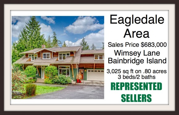 Wimsey Lane on Bainbridge Island Sold by Jen Pells Windermere Realtor