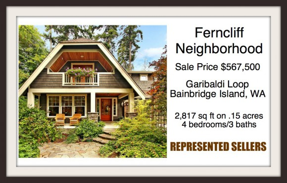 Garibaldi Loop on Bainbridge Island sold by Jen Pells