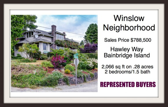Hawley Way on Bainbridge Island
