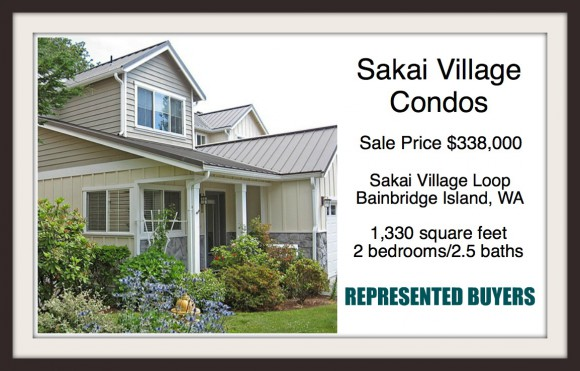 Sakai Village Loop on Bainbridge Island sold by Jen Pells