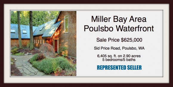 Sold by Jen Pells | Bainbridge Island Realtor