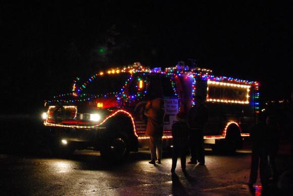 2012 Musical Fire Truck Bainbridge Island | Jen Pells Realtor