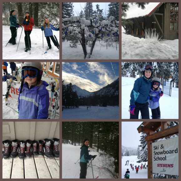Leavenworth Collage by Jen Pells