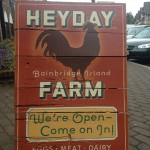 HeyDay Farm Store on Bainbridge Island.