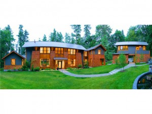 Bainbridge Island Real Estate.  Knight Road on Bainbridge Island.