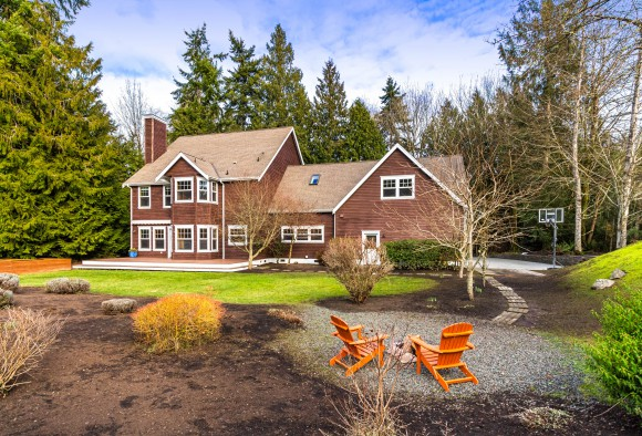 Home on Bainbridge Island for sale by Jen Pells
