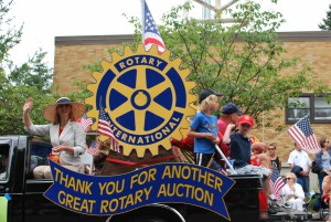Rotary International on Bainbridge Island