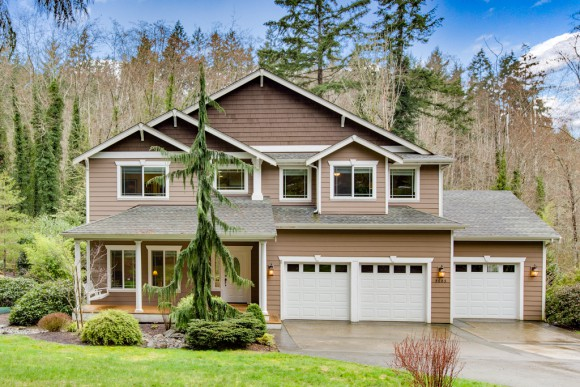 Wild Cherry on Bainbridge Island - for sale by Jen Pells