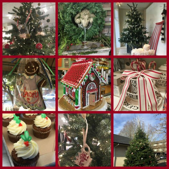 Holiday Activities on Bainbridge Island 2017