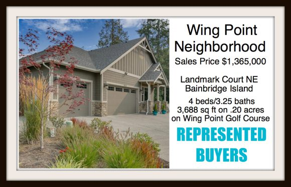Landmark Court on Bainbridge Island sold by Jen Pells Real Estate