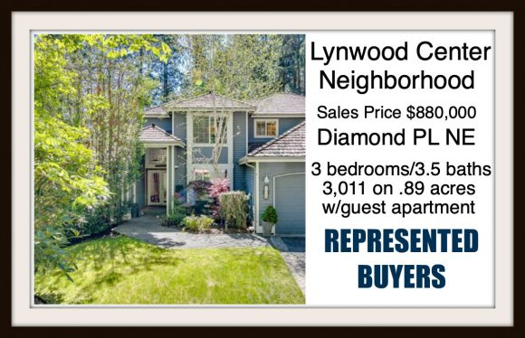 Diamond PL on Bainbridge Island sold by Jen Pells Real Estate