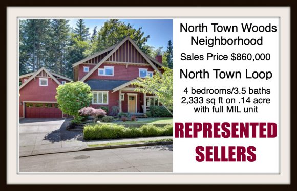 North Town Loop on Bainbridge Island sold by Jen Pells Real Estate