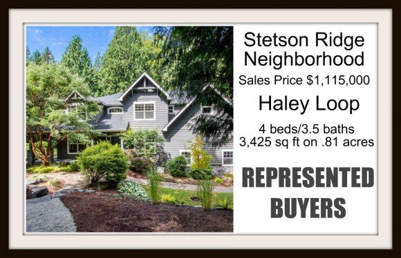 Haley Loop on Bainbridge Island sold by Jen Pells Real Estate