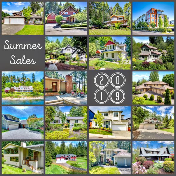 Homes sold by Jen Pells real Estate Summer 2019