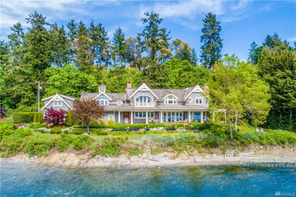 South Beach Drive on Bainbridge Island sold in 2019